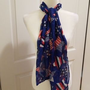 Accessories - Star-Spangled Scarf 🇺🇸
